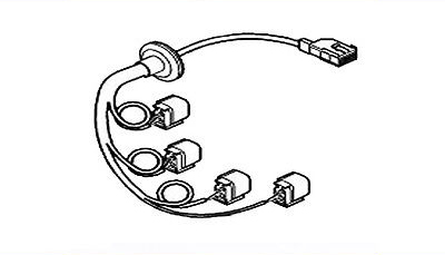 Oem Chevrolet Parts Catalog moreover Wiring Harness Oem in addition Bn 19629445 besides  on genuine toyota battery cables