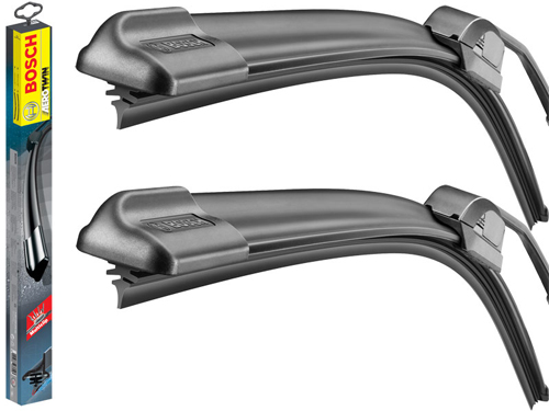 Bosch Aero (Aerotwin) Windscreen Wiper Blades Suzuki Liana - Parts Monster