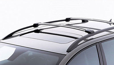 Genuine Volvo V50 04 Load Carrier Roof Bars Wing