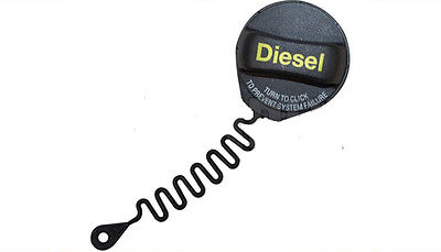 Genuine Volvo XC90 (03-14) Diesel Fuel Cap - Parts Monster