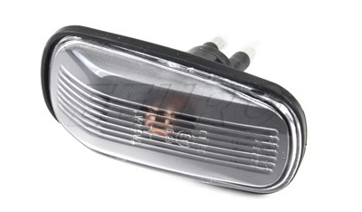 Saab 9000, 900, 9-3, 9-5 Clear Wing Indicator Lamp / Light / Lens - Parts Monster