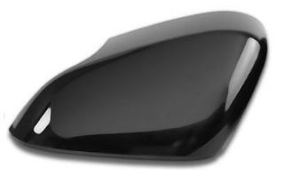 V50 Right Wing Door Mirror Back Cover//Casing Col: Black S40 10-12